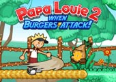 Papa Louie 2: When Burger…