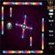 Neon Ball Maze